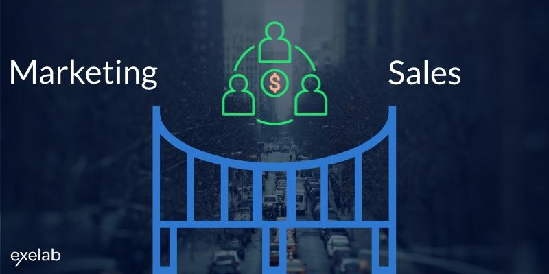 ponte tra marketing e sales