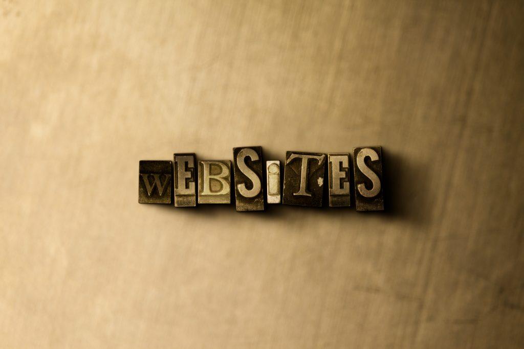 Diversi tipi di siti web